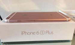 unlocked iphone 6s plus gold 128gb with complete
