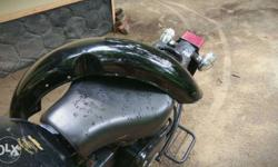 Unused Bullet classic front mudguard. No dents, small