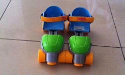 Fisher Price Roller Skates for Boys These are Fisher
