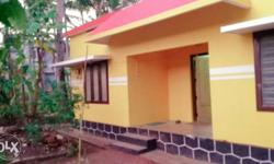 Urgent house for sale. Near to puthiyakavil devi