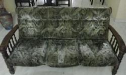 Type: Furniture Type: Sofa Beds Used ROSE WOOD sofa