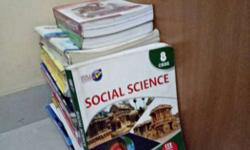 Used 9th cbse term 1&2 good quality guides, question