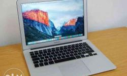 Used Apple MacBook Air 13.3 i5 128GB 1.7 Ghz SSD