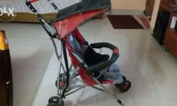 Baby stroller in good condition for sale