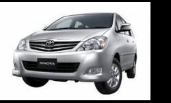 Vehicle information Toyota Innova 2005 - 2012 2.5 G4