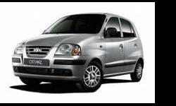 Hyundai Santro Xing XP, 2004, forest due,97500 Kms This