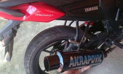Used loud exhaust... Interested plz contact