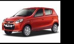 Maruti Alto 800 LXi, 2012, Silver,7500 Kms This Car is