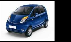 Tata Nano CX, 2011, silver,6000 Kms This Car is a Tata