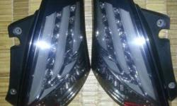 Used Smoked custom tail lights for maruti swift...