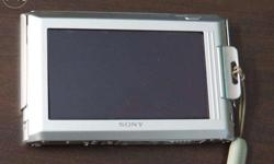 Sony brand camera sparingly used for sale
