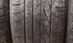 Used tyres in good condition for all cars