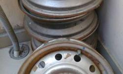 Used Wagon R 14inch rims for sale