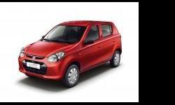Vehicle information Maruti Alto 800 LXi, 2013,