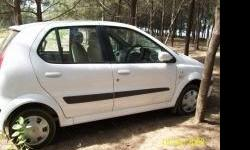 Tata Indica LXI, 2006, White,72500 Kms This Car is a