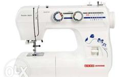 USHA Janome Wonder Stitch - rarely used