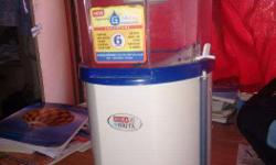 Well maintained 2 year old usha water purifier