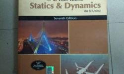 Vector Mechanics for Engineers 7th edition. Never used.