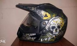 Vega off road graphic design helmet limited edition