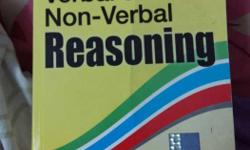 Verbal & non-verbal reasoning book