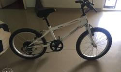 Very good in condition one year old cycle