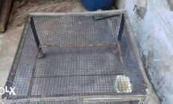 Very large bird and rabbit cage at very low price