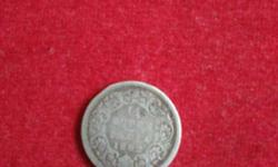very old coin 1862 victoria n 1919 george v king n old