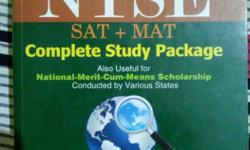 very useful book for NTSE exam preparation. Available