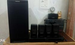 very very excellent Bass high quality sound 5.1 system