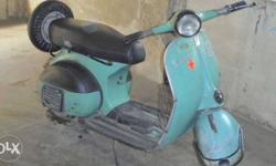 I want to sell by vespa scooter which is in good and