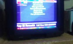 videocon colour tv good condtion .1year old working