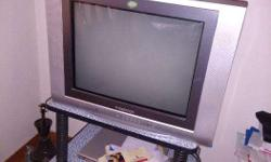 Videocon TV with stand