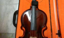 Violin in excellent condition. Fixed price. Testing and