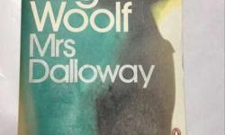 Virginia Woolf By Mrs. Dalloway Book