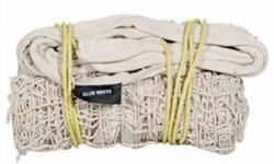 VIXEN COTTON VOLLEYBALL NET 20ply Hand knitted cotton