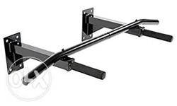 vixen new pull up bar Price - 1600 (fixed price)
