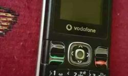 Vodafone single sim ruf&tuf used good battry backup for