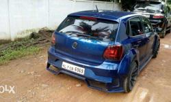 Volkswagen polo used bumper kit available and all cars