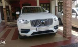 Vehicle Specs: Make: Volvo Model: XC90 Variant: XC90