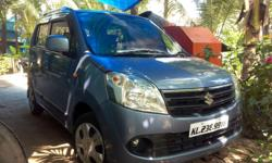 wagon r vxi in Excellent condition, 2012 model, silver