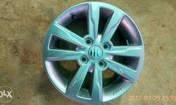 Wagon R Alloy Wheels set of 4pcs for sale