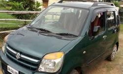 Sell WagonR Vxi Green colour Ac music tyre new