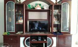 Wall unit for sale. 100 % good condition. Selling this