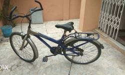 Want to sell my hercules bicycle in good condition