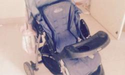 Used Graco stroller for sale ..bought for Rs 10,000