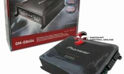 Wanted 4 Channel Car Amplifier