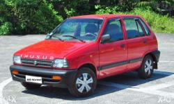 Please read carefully - I am looking for a Maruti 800
