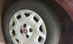 Wanted to sell my Fiat Punto disc along with tubeless