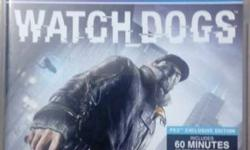 Watch Dogs- PS3 Exclusive Version Special Edition