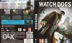 Watch dogs High-end Gaming new game and fix 100 rs
